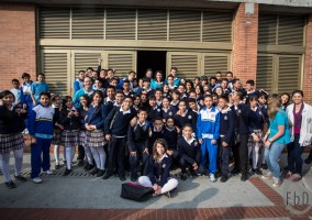 [Colombia 2013] Thursday 4th of April – Colegio Antonio Lopez de Pumarejo Bogota