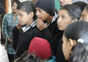 [Nepal 2013] Thursday 21st of November – Bloom Academy in Kathmandu