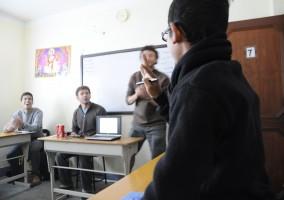 [Nepal 2013] Thursday 21st of November – Bloom Academy in Kathmandu